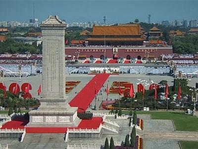 国防部发布英文宣传片《今日中国军队2017》