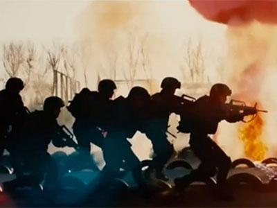 建军90周年超燃宣传片《沙场点兵》