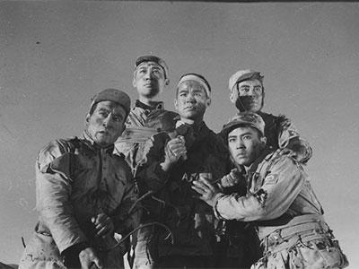 解码抗战老电影:《狼牙山五壮士》