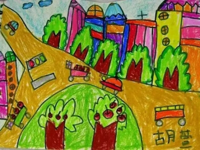 #从小争做好网民#看孩子们眼中的家乡变化
