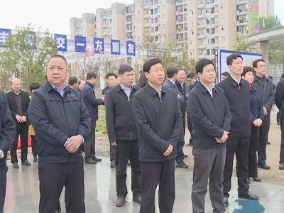 张维国陈新武:比拼赶超推动项目建设 集中火力加强招商引资