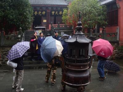 雨天【泰山观】