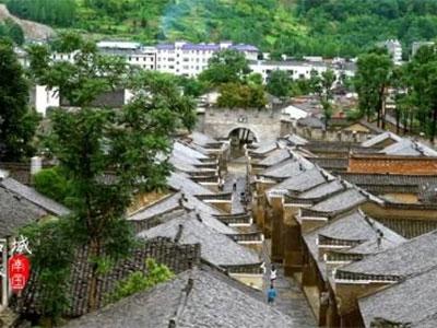 《时光车城》第十七集:上津古城