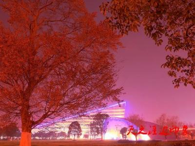 【有意思】武汉东风总部大楼外景