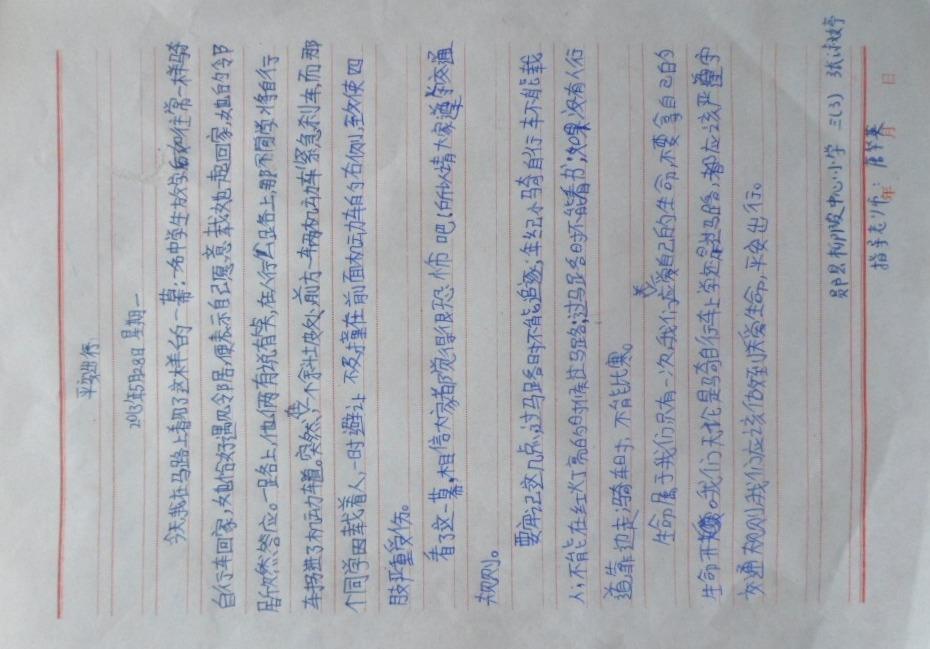 郧县柳陂镇中心小学 张淑婷 三(3)班 指导教师 唐华英_4375.jpg