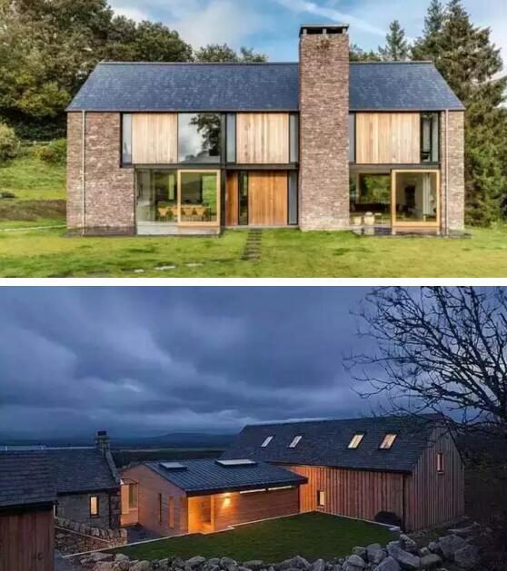 乡下悠闲惬意, 风景如画的小世界带来太多惊喜, 在乡下盖一个房子