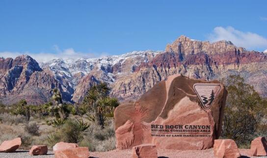 拉斯维加斯红岩峡谷国家野生生物保护区旅游介绍.jpg